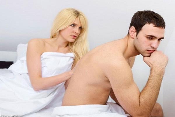Yếu sinh lý ảnh hưởng đến cuộc sống vợ chồng