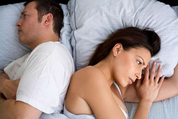 Suy giảm ham muốn tình dục ở nam giới