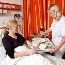 chăm sóc bệnh nhân ung thư dạ dày sau phẫu thuật