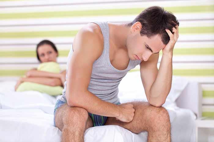 Chữa bệnh liệt dương do sợ hãi tổn thương thận ở nam giới
