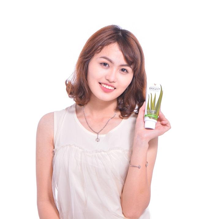 Kem đánh răng lô hội có tác dụng trị sâu răng