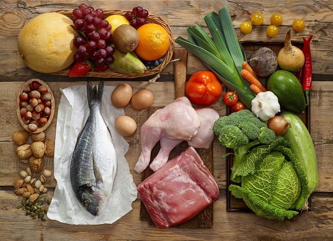 Xây dựng chế độ ăn uống lành mạnh, cân đối dinh dưỡng